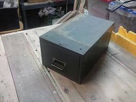Lit Ning Metal Drawer