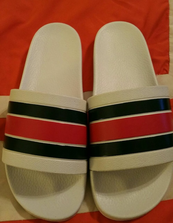 748a4c07cd1 Used Gucci slides price is non-negotiable for sale in Baton Rouge ...