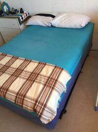 Double bed Montreal, H2X 3R2