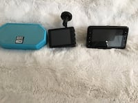 2 dash cams and life jacket h2o Bluetooth speaker  2295 mi