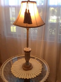 Tall Table Lamp with shade Deerfield Beach