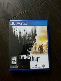 PS4 Dying Light  Lincoln, L0R 2E0
