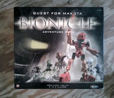 Bionicle quest for Makuta game