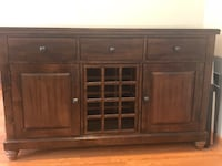 Dining room hutch from old cannery  Puyallup, 98373