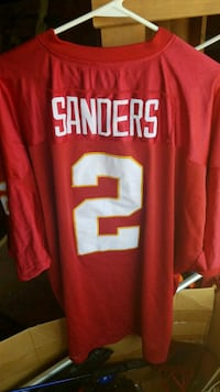 Deion Sanders throwback jersey  Martinsburg, 25405