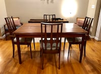 Broyhill Brasilia dining chairs Annandale, 22003