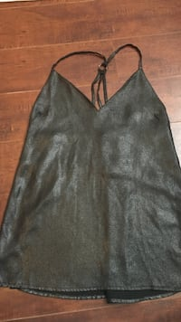 Black metallic shirt Mississauga, L5J