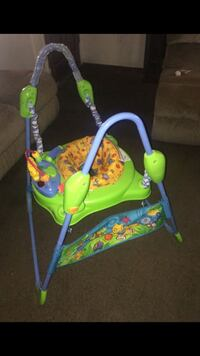 FisherPrice Baby Bouncer/Walker Bakersfield, 93309