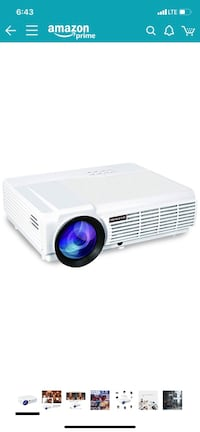 New Projector