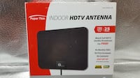 1 by One Paper Thin Indoor HDTV Antenna 25 Mile Range