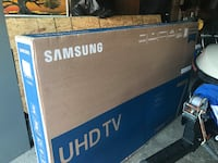 """BRAND NEW!!! Won at a raffle! 75"""" Samsung                                                                        Must be able to pick up :) Saint Clair Shores, 48081"""