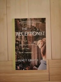 The Receptionist an education at the new Yorker by Janet Groth