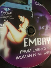Embryo dvd Baltimore