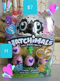 Brand New Hatchimals CollEGGtibles  Vancouver, V5P 1T6