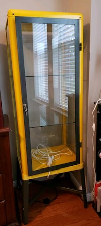 IKEA Glass-door Cabinet  Fairfax, 22031