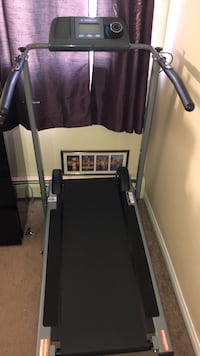 Black and gray automatic treadmill Edmonton, T5W 4V6