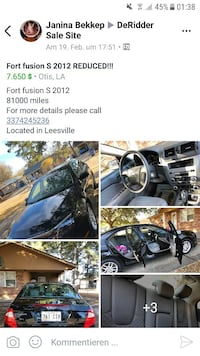 Ford - Fusion - 2012