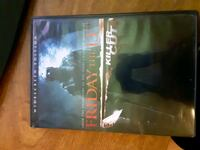 Friday the 13th killer cut widescreen edition DVD  Winchester, 22601