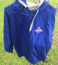 Chicago Cubs zippered jacket size XL Dallas, 75220