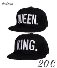 Queen & king cappello Firenze, 50144