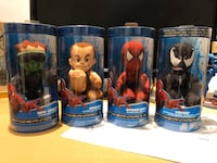 Spider-Man plush toys marvel comics Toronto, M4K 2H9