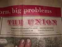 The Union labeled pack Grass Valley, 95945