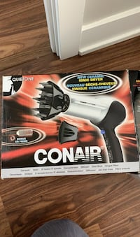 CONAIR Hair Dryer with Diffuser Toronto, M5A 3G1