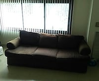 gray fabric couch Painesville, 44077
