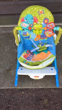 Baby Rocker by fisher price plays music Lewes, 19958