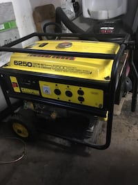 Champion generator still brand new use ones for about 5 hrs  regular price is 1000 good deal  Oshawa