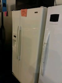 Kenmore side by side excellent condition 4months warranty