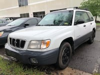 Subaru - Forester - 2002 Sterling, 20165