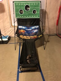 Electronic Football Toss Game