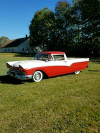 Ford - Ranchero - 1957 Plymouth, 04969