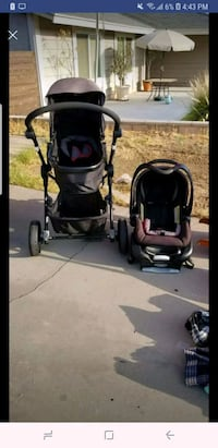Stroller and carseat Buena Park, 90621