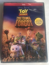 Toy story that time forgot dvd