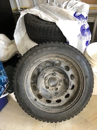 205/55R16 winter tires for sale.  Brampton, L6R 3H2