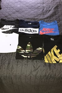 ADIDAS,NIKE AND POLO TEES 4 FOR $40 Milton, L9E