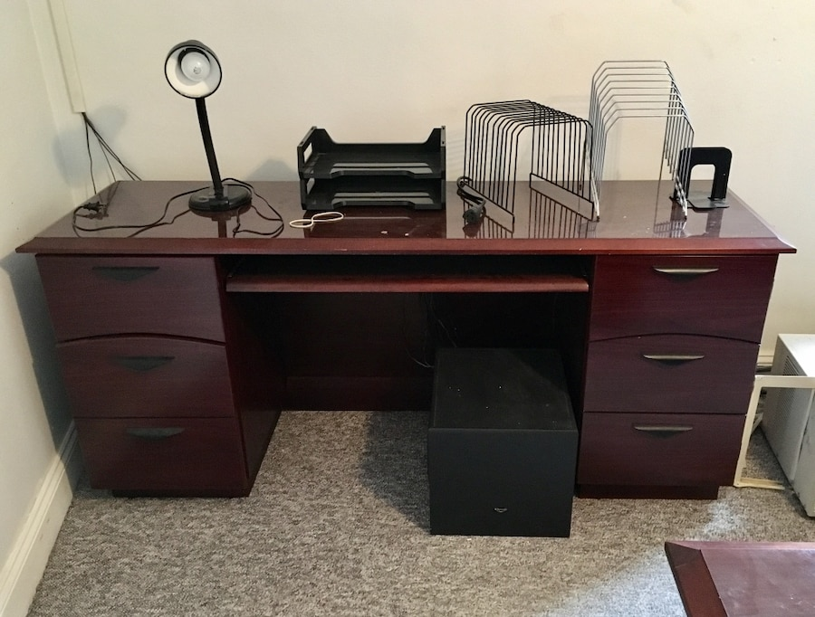 Attrayant Office Desk Credenza