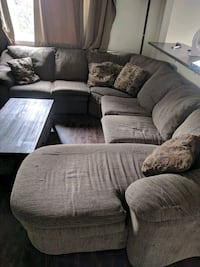 Sectional couch Prince George