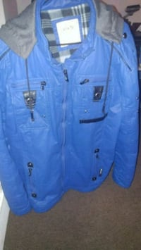 Blue and black size 3XL New