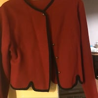 WOMEN JACKET CLIFFORD & WILLS SIZE SMALL Norfolk, 23502