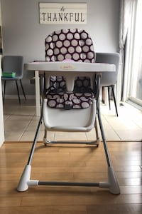 Evenflo - high chair Whitchurch-Stouffville, L4A 0J6