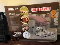 Never used puppy crate!!  Toronto, M8Y 2R9
