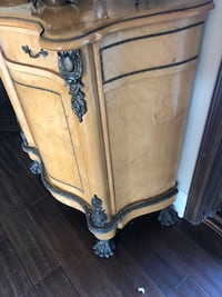 Pair of antique buffets Los Angeles