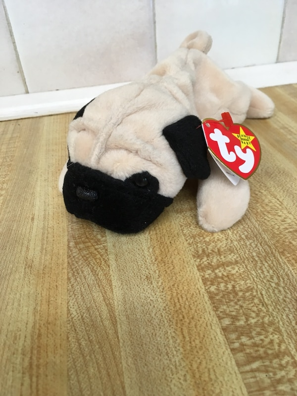 7ff50ee87d1 Used Pugsly beanie baby for sale in Bedford - letgo