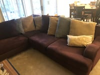 Sectional and Loveseat 56 km