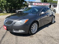 2011 Buick Regal CXL/Comes Certified/Automatic/Leather/Bluetooth Scarborough, ON M1J 3H5, Canada