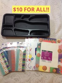 STATIONARY LOT $10 FOR ALL Toronto, M2N