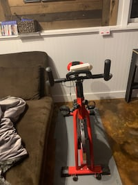 Indoor bicycle